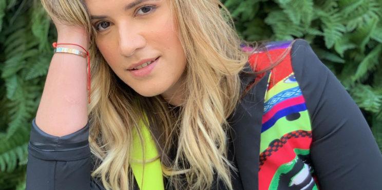 """Nathalie Hazim gana """"Mejor producción musical POP"""" en los IMA con """"Más de lo que soñé"""""""