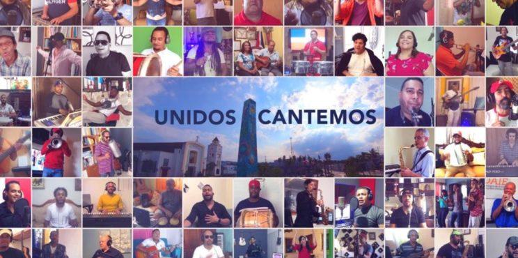 Más de 80 artistas se unen para producir un canto de esperanza por la pandemia