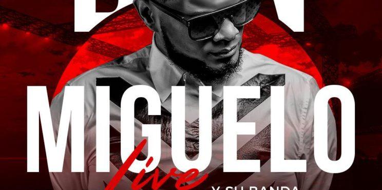 Don Miguelo, primer urbano  en presentar un concierto en vivo en YouTube