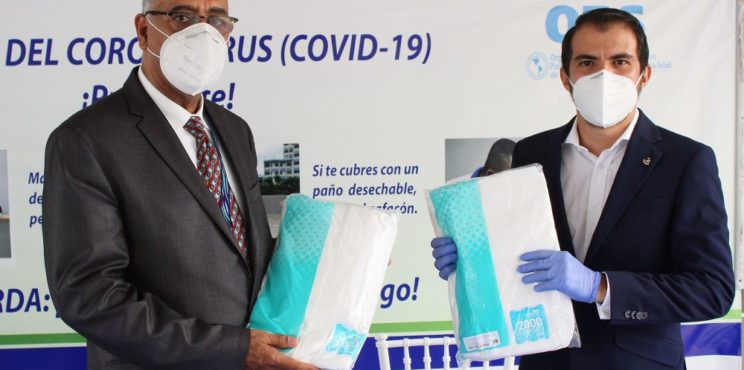 Banesco realiza donaciones a seis entidades para hacer frente al COVID-19