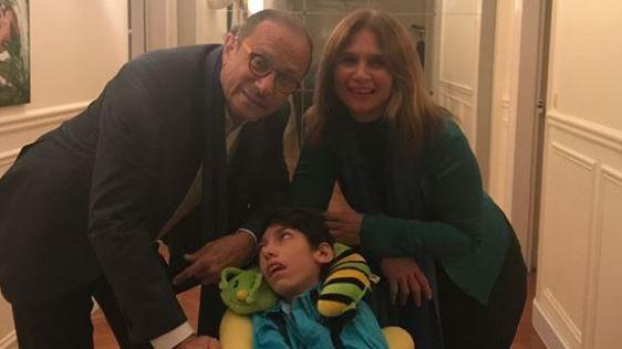 Fallece hijo menor de José Antonio Rodríguez y Mónika Despradel