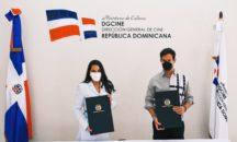 La Dirección General de Cine (DGCINE) y Design Week RD firman acuerdo colaboración interinstitucional