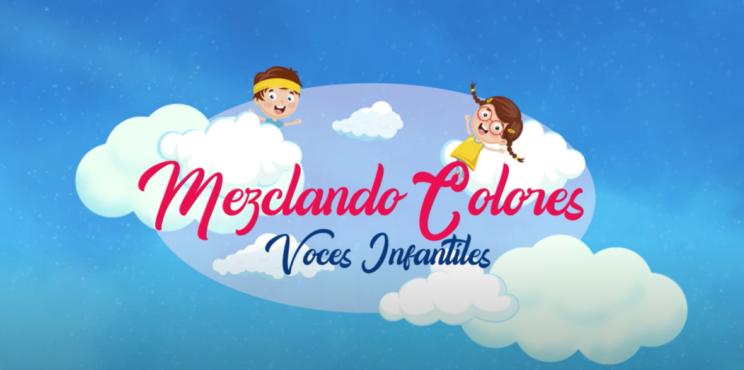 """Voces Infantiles presenta """"Una Serenata Doy"""" y """"Mezclando Colores"""""""