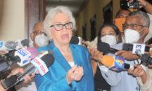 Milagros Ortiz Bosch: los funcionarios juramentados el pasado 16 de agosto depositaron su declaración jurada de bienes a tiempo