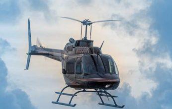MIDE dispone actuar contra incendio en Duquesa: Helicópteros Escuadrón Rescate FARD sofocan siniestro