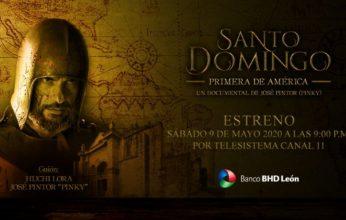 Documental Santo Domingo se estrena este sábado por TV