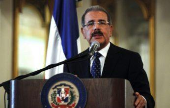 Presidente Medina solicita extender estado de emergencia por 25 días