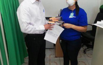 Industrias San Miguel instala túnel sanitizante en su planta de producción y realiza donación de termómetros infrarrojos