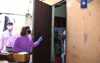 Diputada Sandra Abinader destaca manejo del Estado Dominicano en crisis epidemiológica