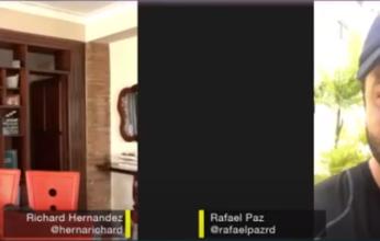 Rafael Paz impulsaría proyecto de ley en beneficio de la televisión