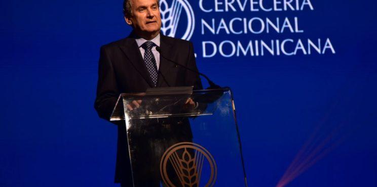 Cervecería anuncia Franklin León culmina su cargo en la presidencia para emprender nuevos proyectos