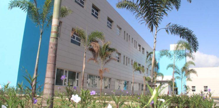 OISOE presenta terminado el nuevo hospital Pedro E.de Marchena a Bonao