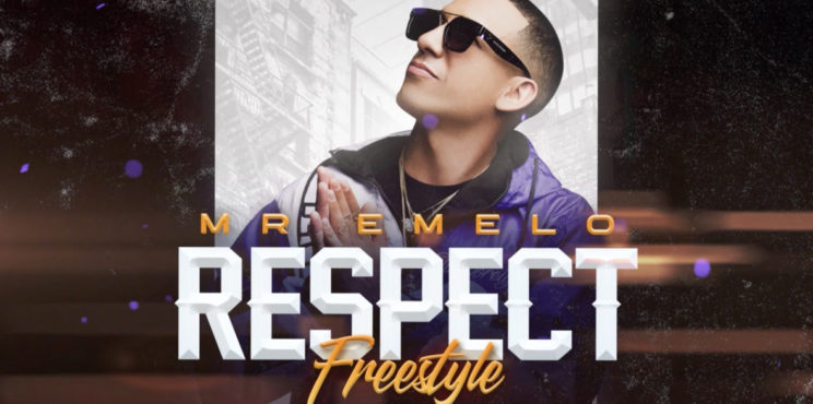 Mr. Emelo se desahoga con «Respect Freestyle»