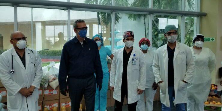 Promueven a Jahaziel Vicente como director del hospital Dr. Ney Arias Lora