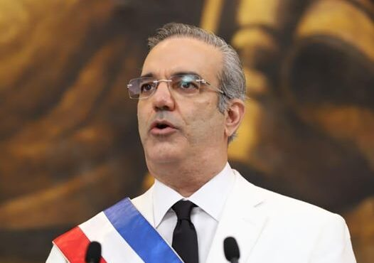 Discurso del presidente Luis Abinader