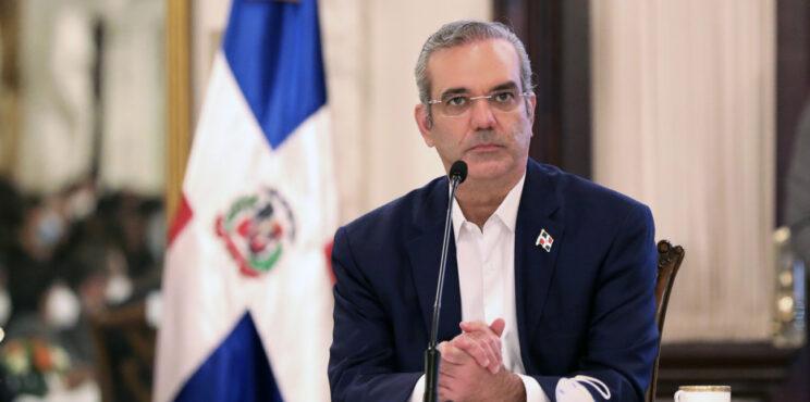 Presidente Abinader presentó su declaración jurada de bienes