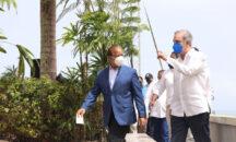 Luis Abinader presidirá Consejo de Gobierno y otras actividades durante este fin de semana en Santiago