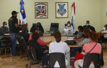 FINJUS imparte taller a personal Alcaldía de Boca Chica.
