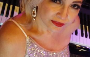 """""""El bolero no se canta, se sufre"""" afirmó la cantante Janyll"""