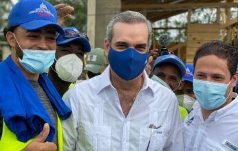 El INVI realiza entrega de viviendas reconstruidas en La Vega
