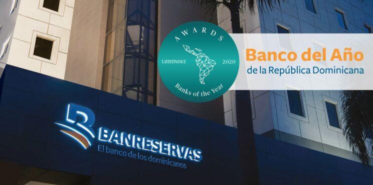 LatinFinance premia a Banreservas como Banco del Año 2020
