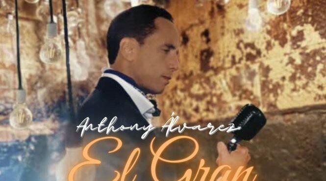 """Anthony Álvarez estrena """"El gran amante"""""""