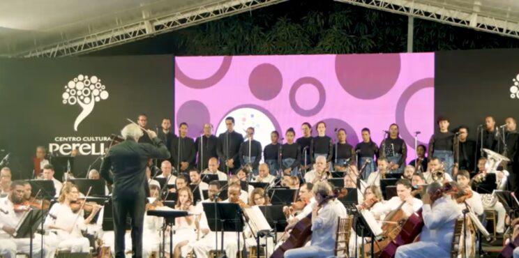 Presentan concierto sinfónico navideño para celebrar el 75 aniversario de Induba