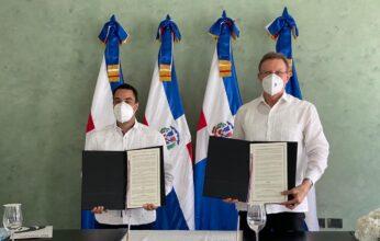 El Mirex y el Bandex colaborarán para brindar apoyo al sector exportador dominicano