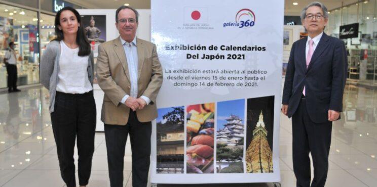 """Exhiben """"Calendarios del Japón 2021"""" en Galería 360"""