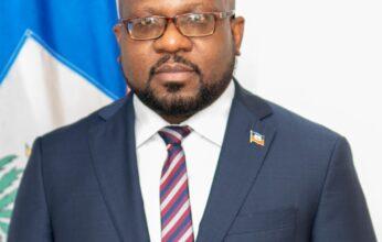 El Embajador de Haití muestra complacencia por convocatoria a elecciones generales