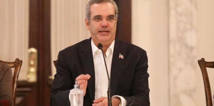 Presidente Abinader anunciará el lunes Plan de Seguridad Ciudadana