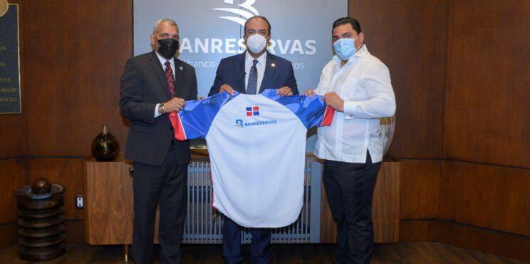 Banreservas patrocinador oficial equipo dominicano en Serie del Caribe 2021
