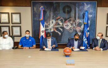 Banreservas apoyará la Selección Nacional de Baloncesto
