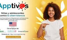La Embajada de los Estados Unidos apoya proyecto de prevención de ciberviolencia para niñas y adolescentes