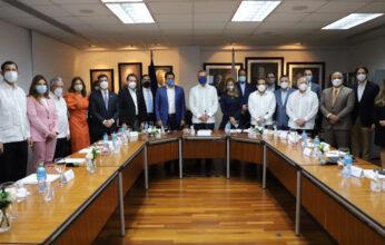 Presidente Abinader encabeza la primera reunión con la Comisión Multisectorial Marca País