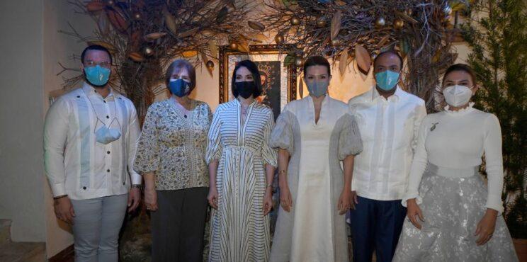 Voluntariado Banreservas inaugura exposición de arte sacro