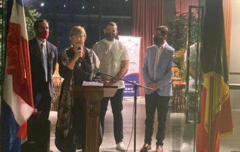 En Celebración de los  130 años de relaciones diplomáticas entre República Dominicana y Bélgica
