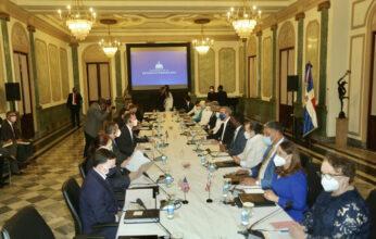 El Gobierno de los Estados Unidos y la República Dominicana realizan diálogo bilateral de alto nivel sobre reformas institucionales y seguridad ciudadana