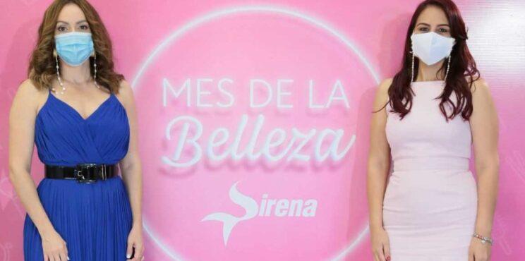 Sirena anuncia su tradicional Mes de la Belleza