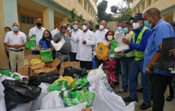 Hospital Moscoso Puello lleva soluciones médicas a Capotillo