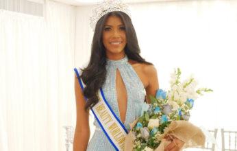 Joeli Monserrat representará el país en Beauty Worldwide