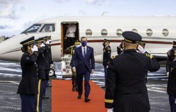 Presidente Abinader viajará este sábado a Madrid