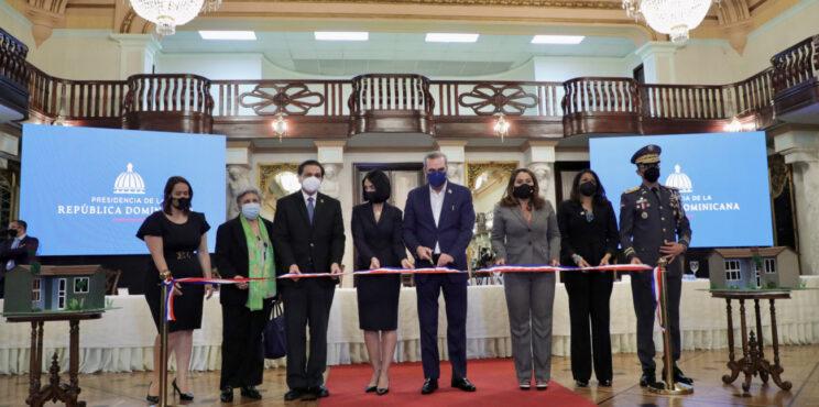 Presidente Abinader pone en funcionamiento doce casas de acogida para víctimas de violencia de género