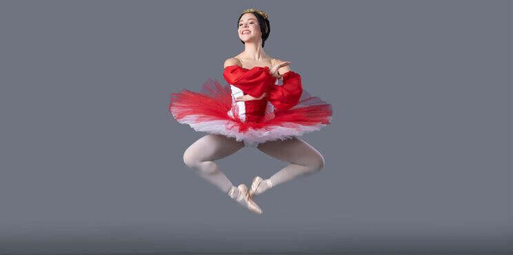 """Ballet Clásico Santiago Presenta """"XXV Aniversario"""""""