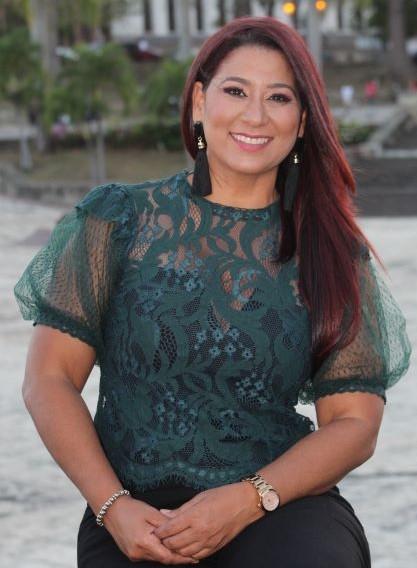 Yenny Polanco Lovera asegura que está lista para ser la presidenta de  Adompretur