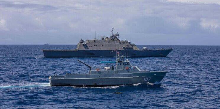 Armadas de los Estados Unidos y la República Dominicana realizan ejercicio conjunto