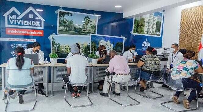 Más de cien mil dominicanos aplican para el Plan Mi Vivienda