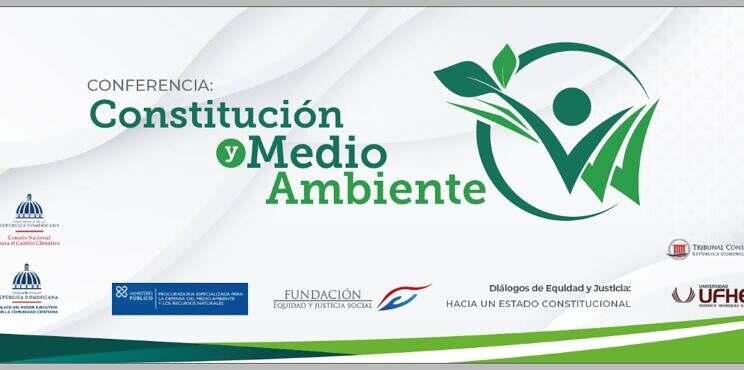 Anuncian conferencia Constitución y Medio Ambiente