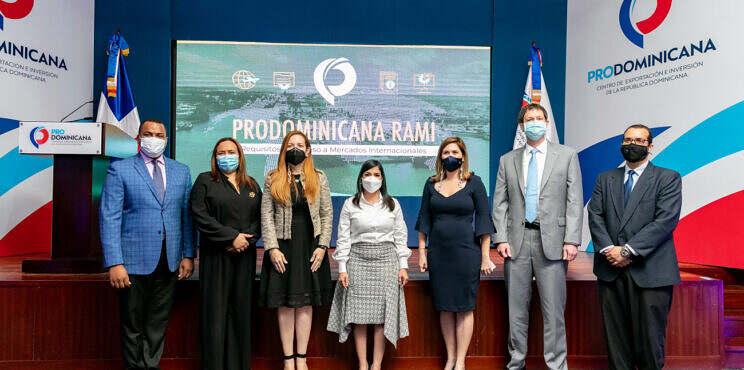 Lanzan ProDominicana RAMI, repositorio de información digital para facilitar exportaciones
