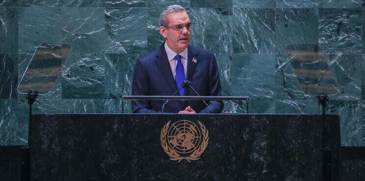 """Abinader: """"No hay una solución dominicana a la crisis haitiana"""""""